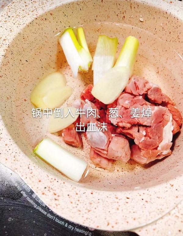 西红柿牛肉饭的家常做法