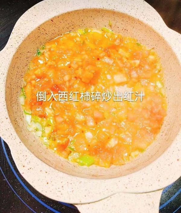 西红柿牛肉饭怎么炒