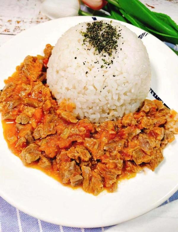 西红柿牛肉饭怎么煸