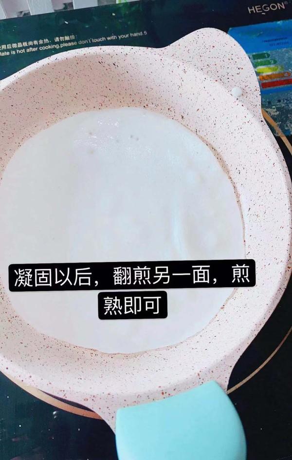 奶香大米饼的简单做法