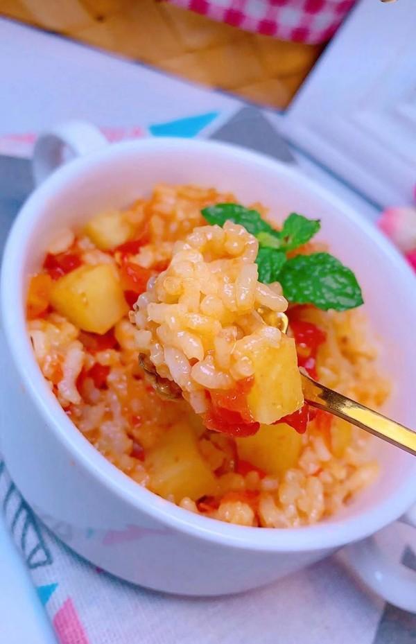 西红柿烩饭怎么做