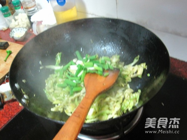 橄榄菜炒绿橄榄怎么炒
