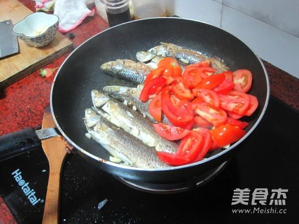番茄焖尖头鱼怎么吃
