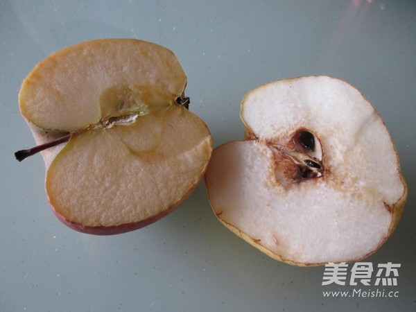 苹果雪梨汁的做法大全