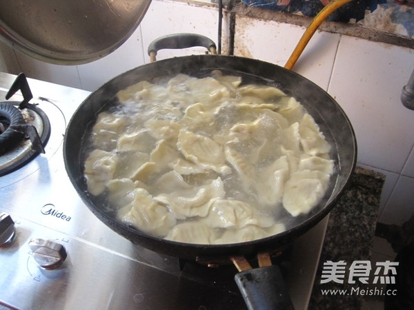 白萝卜羊肉馅饺子怎样做