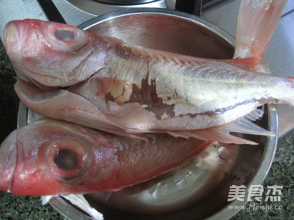 黄豆酱焖大眼鱼的做法大全
