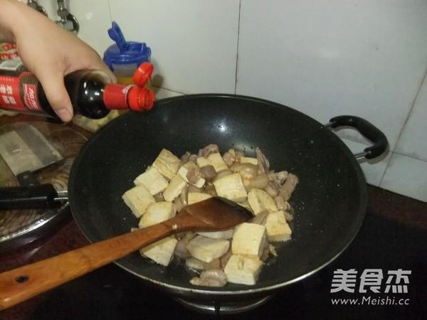 五花肉焖豆腐怎么炖