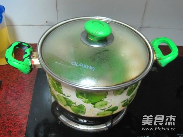 鱼丸芥菜桂林米粉怎样做
