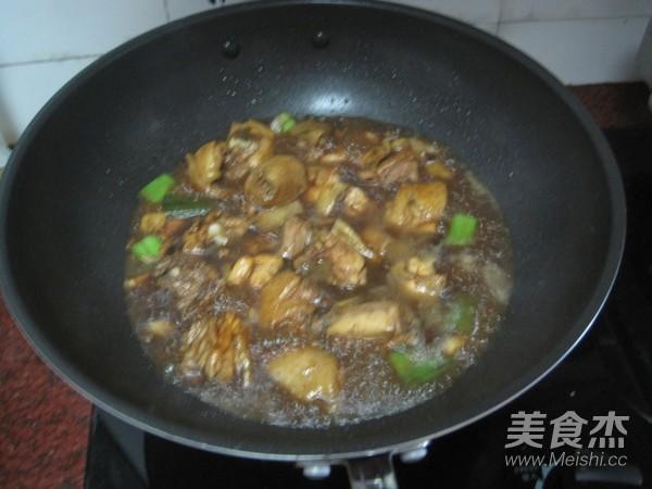 紫苏焖鸡怎么煮