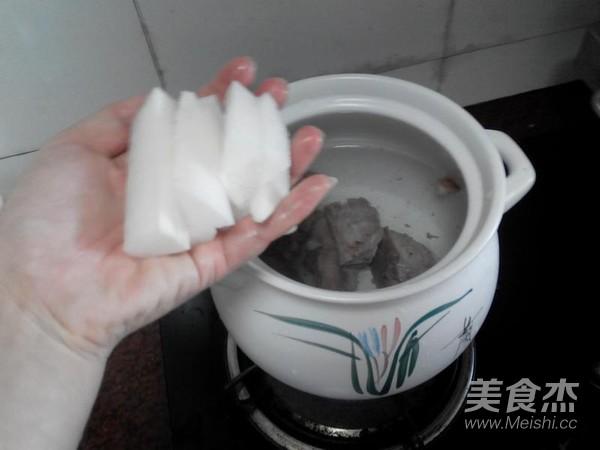 白萝卜海带煲排骨汤怎么做