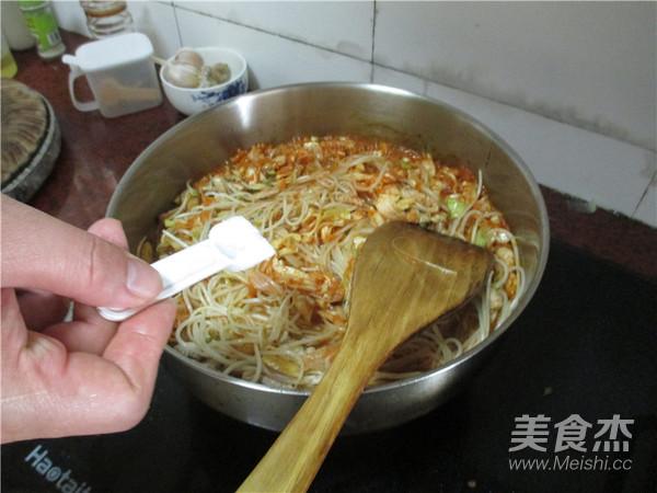 韩式泡菜面怎么炖