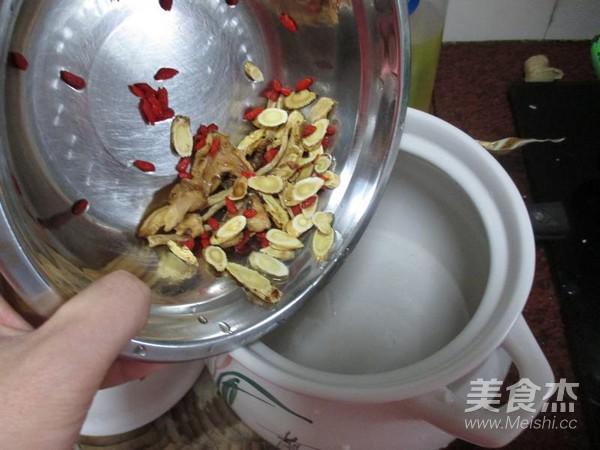 黄精猪骨汤的简单做法