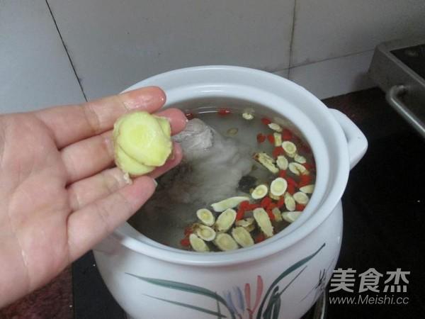 黄精猪骨汤怎么炒