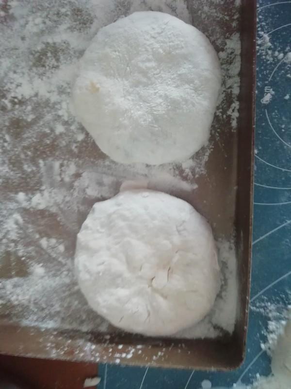 蒲瓜素菜馅饼怎样做