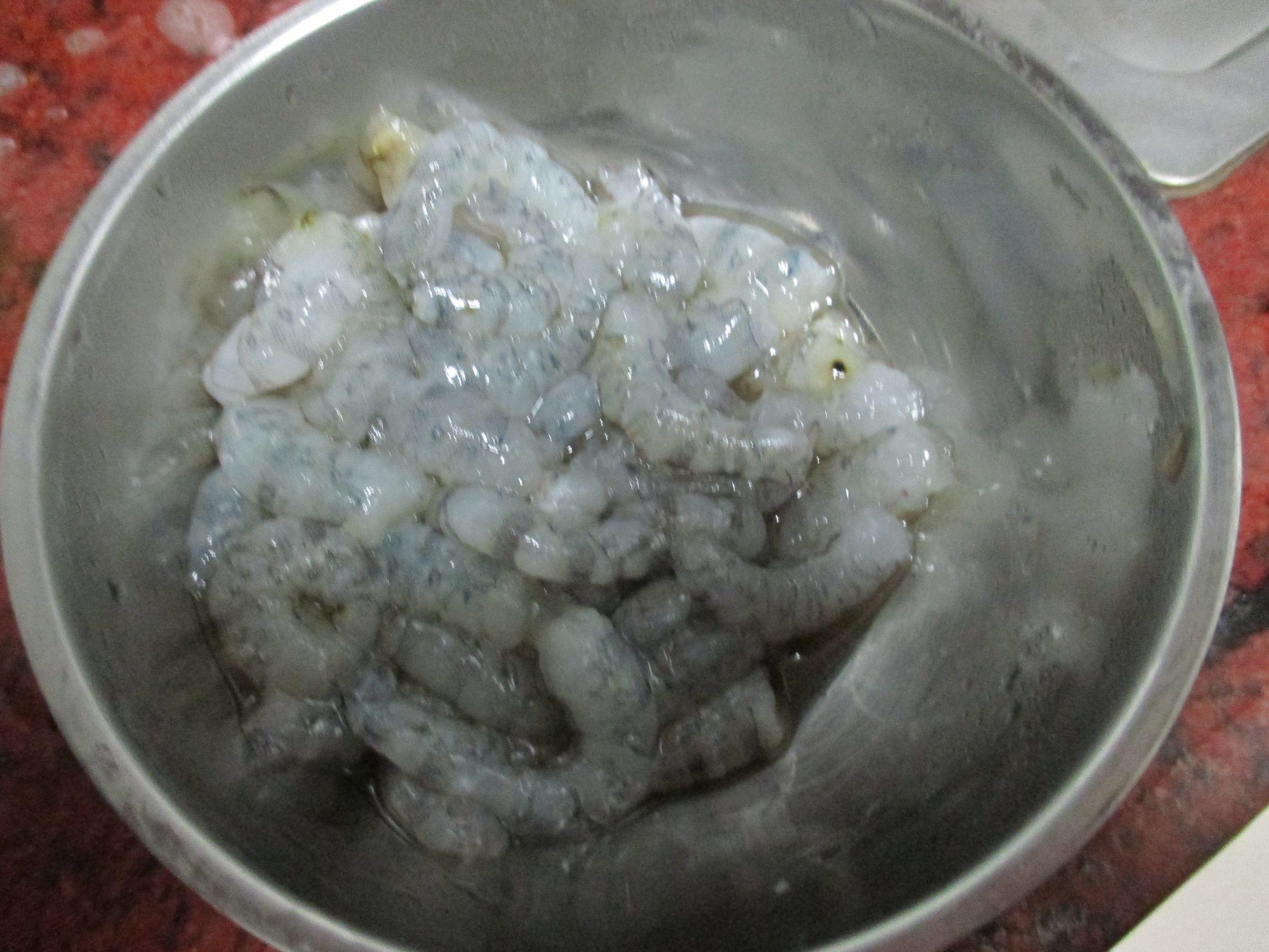香煎鲜虾猪肉馄饨的家常做法