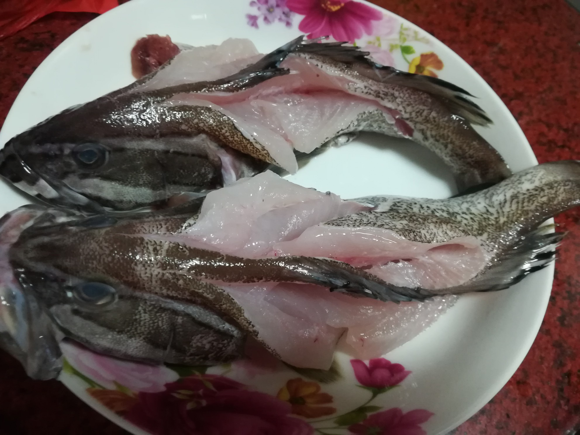 清蒸油斑鱼的做法图解