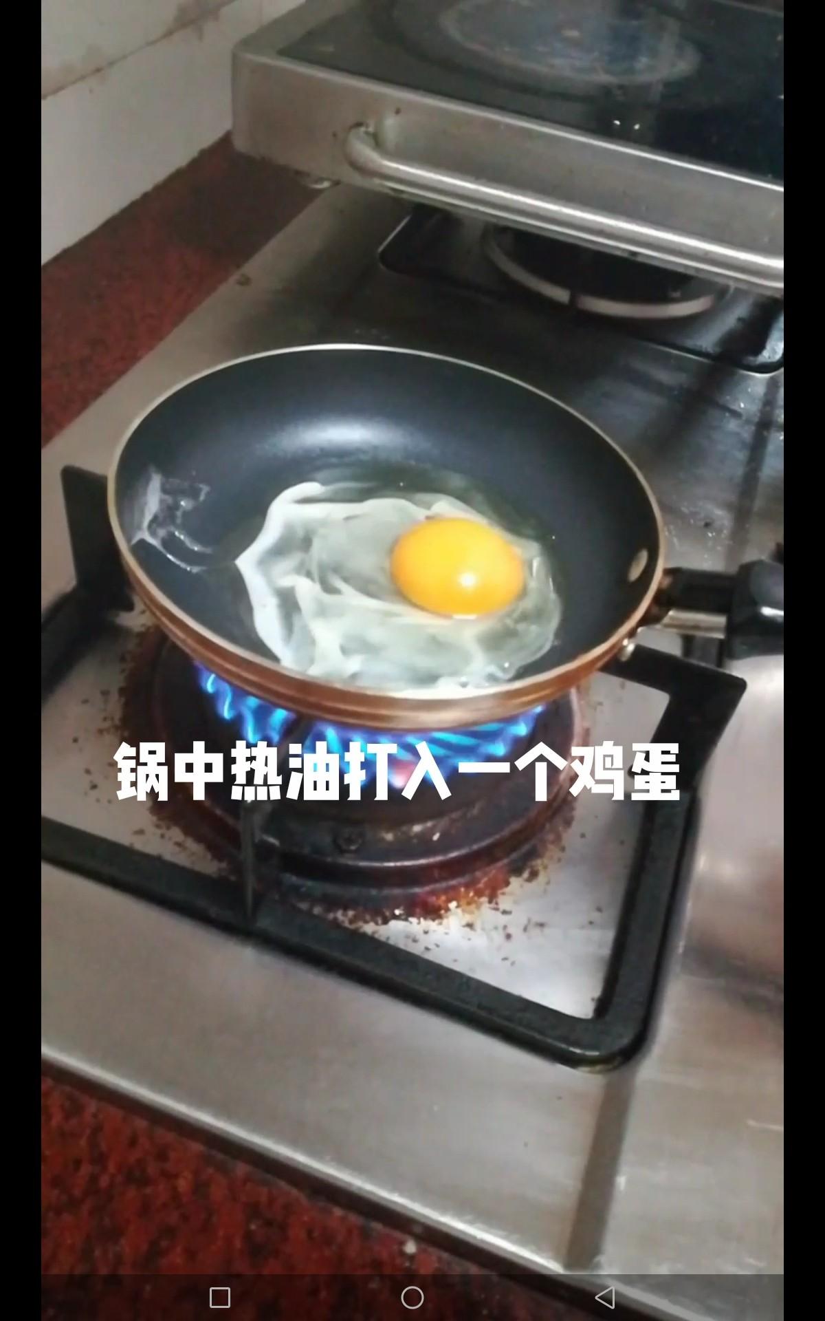 吐司夹火腿鸡蛋的做法图解