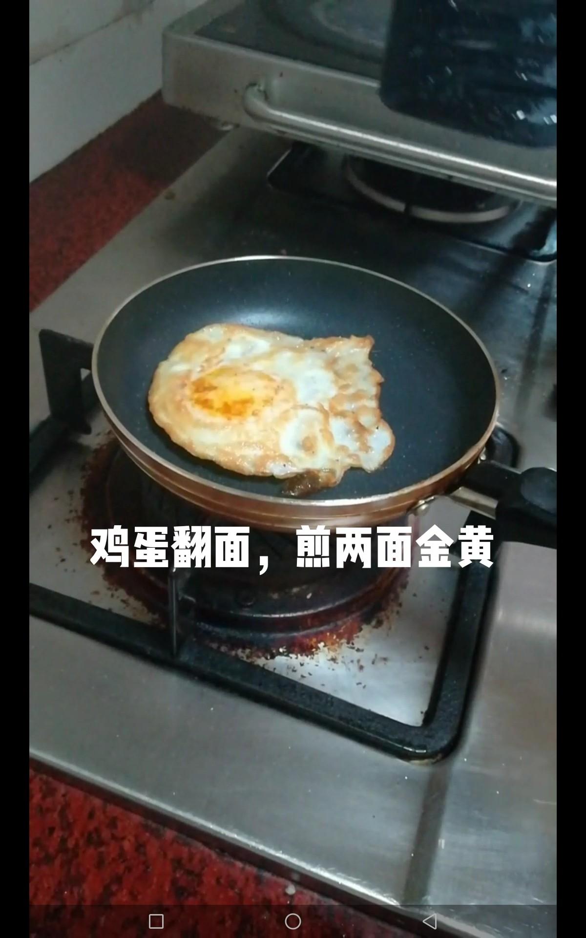 吐司夹火腿鸡蛋的简单做法