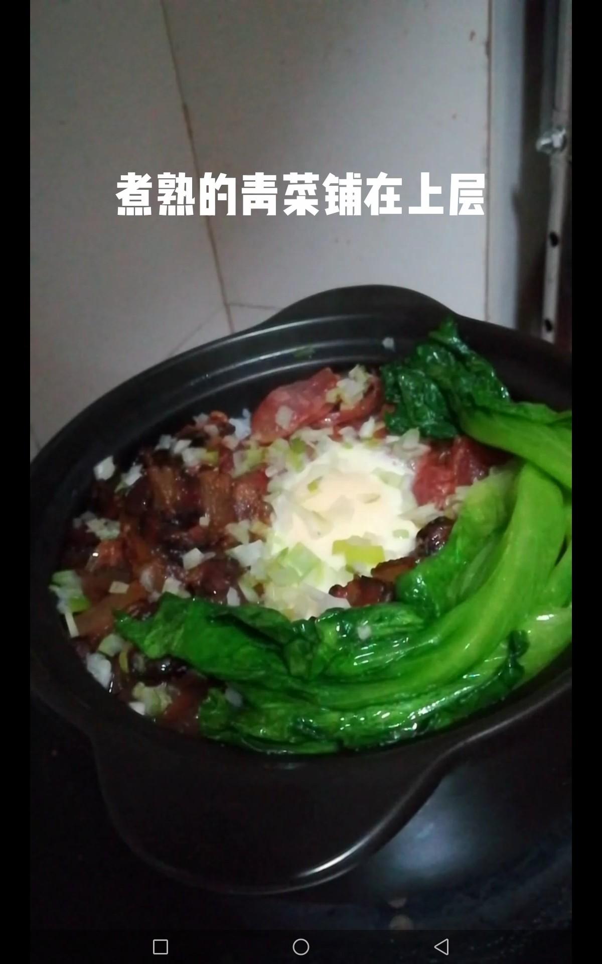 砂锅煲仔饭怎么煮