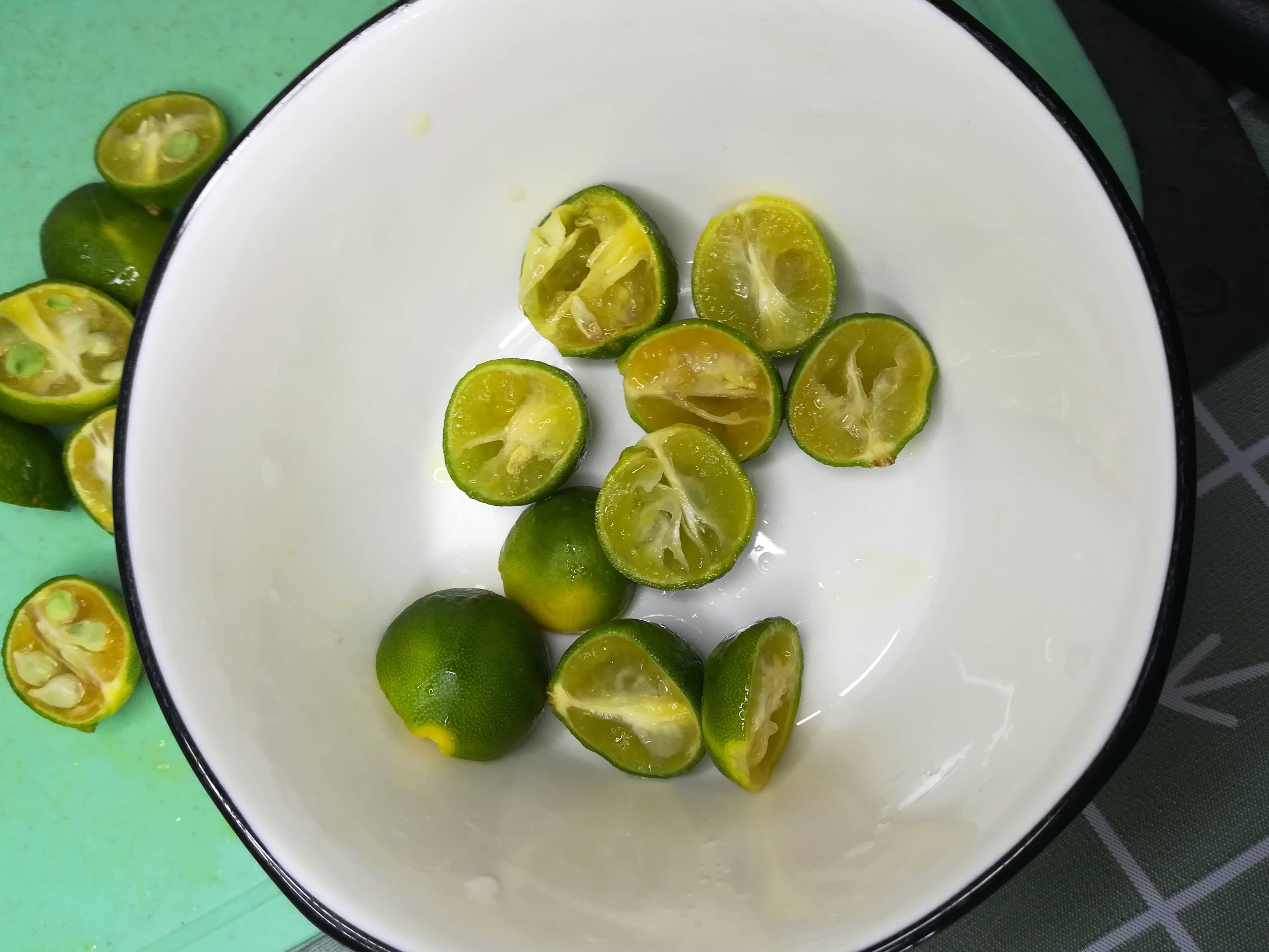 百香果青柠拌黄瓜的做法大全