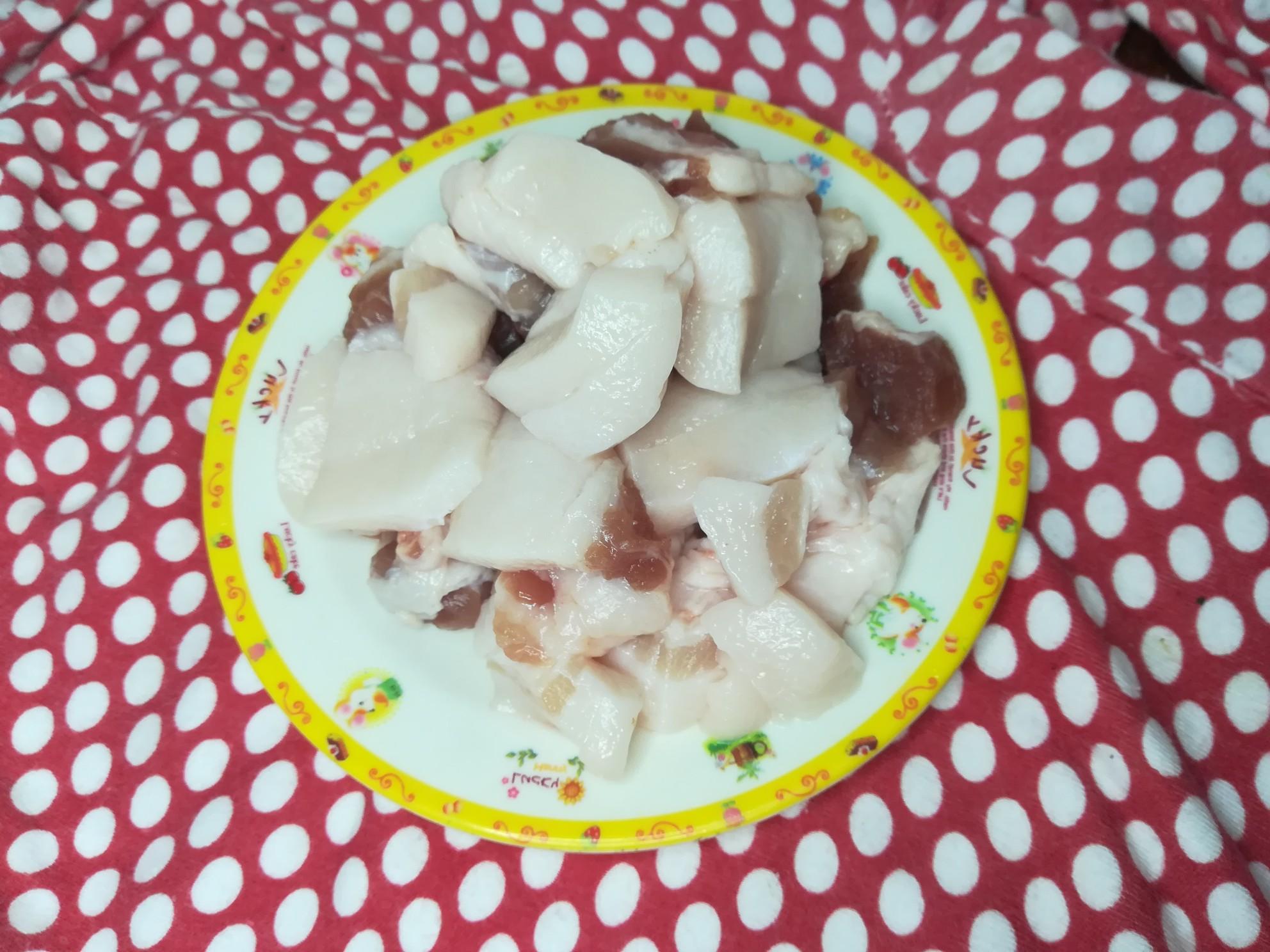 五花肉煎豆腐的做法大全