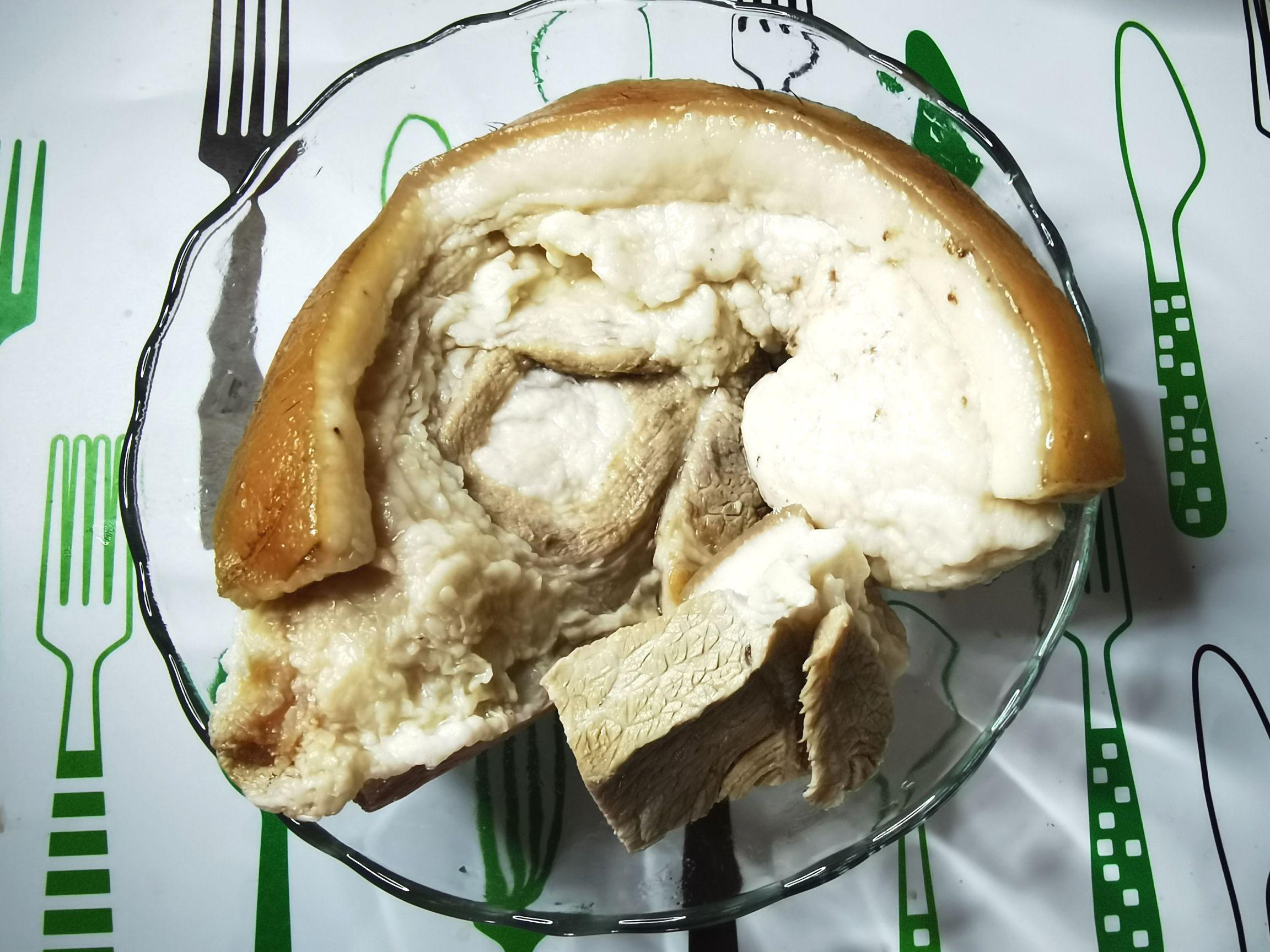 香菇肉丁包的家常做法