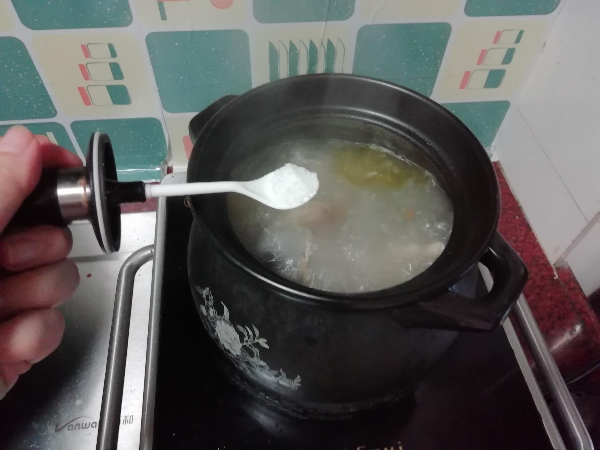 石斛煲鸡汤怎么炒