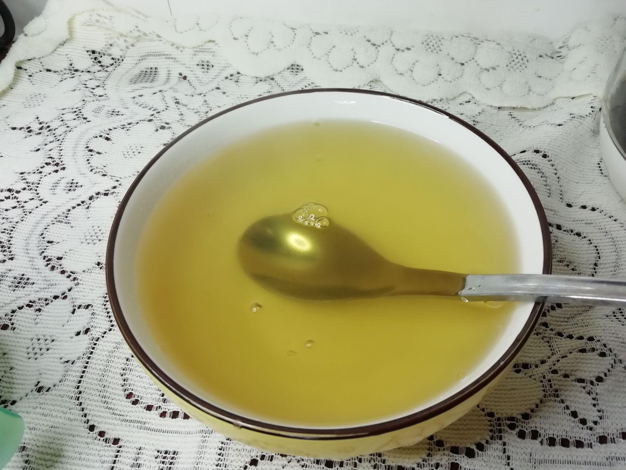 椰汁花草茶冻的家常做法