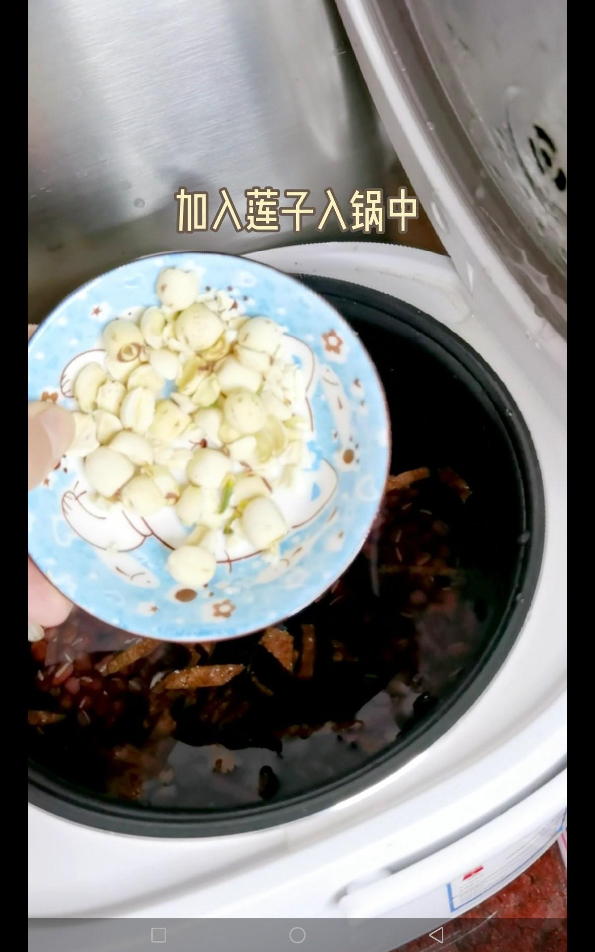 陈皮红豆沙糖水的家常做法