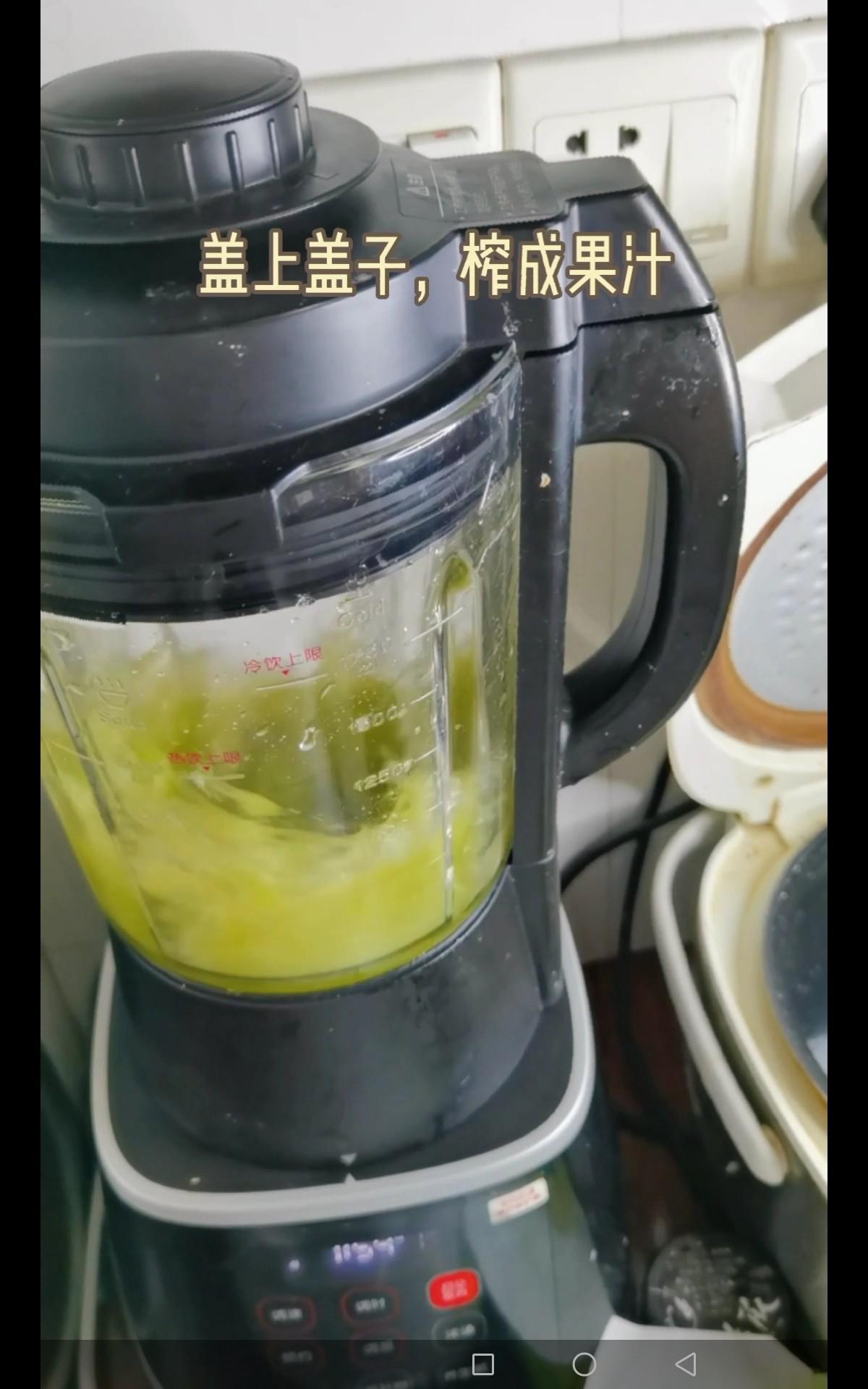 满杯葡萄乳酸菌的家常做法