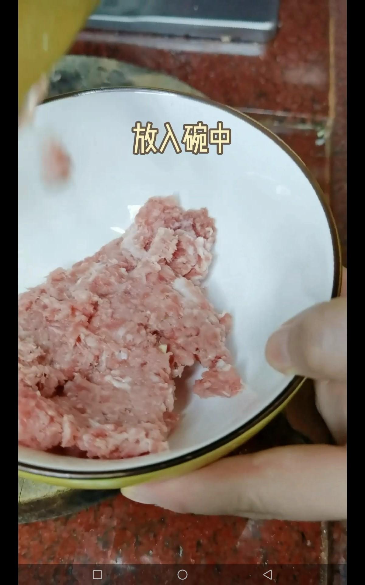 豆豉蒸排骨肉饼的做法大全