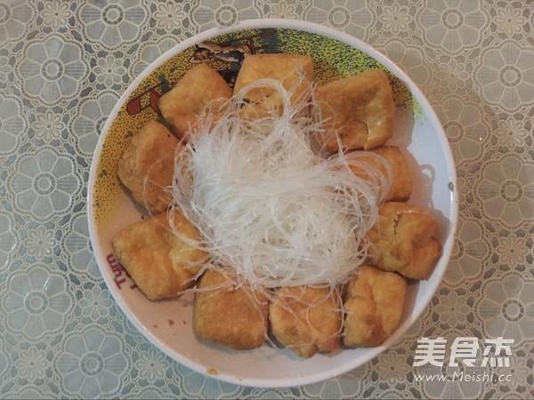 蒜蓉粉丝豆泡娃娃菜的简单做法
