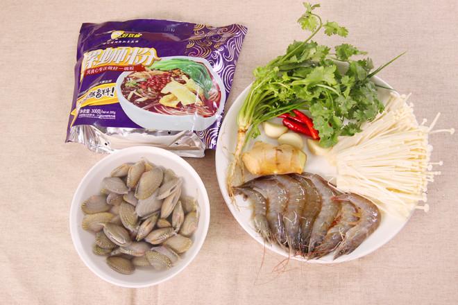 海鲜螺蛳粉的做法大全