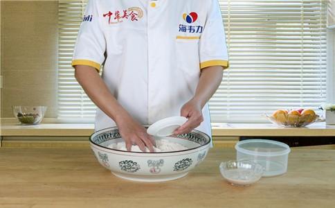 用馒头泡打粉怎样发面蒸馒头步骤&方法怎么吃