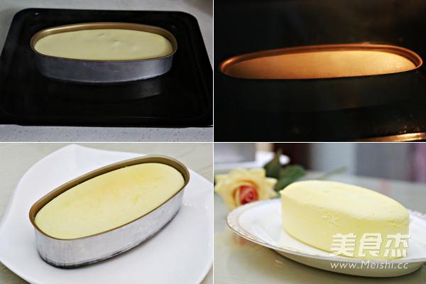 温柔的轻芝士蛋糕的简单做法