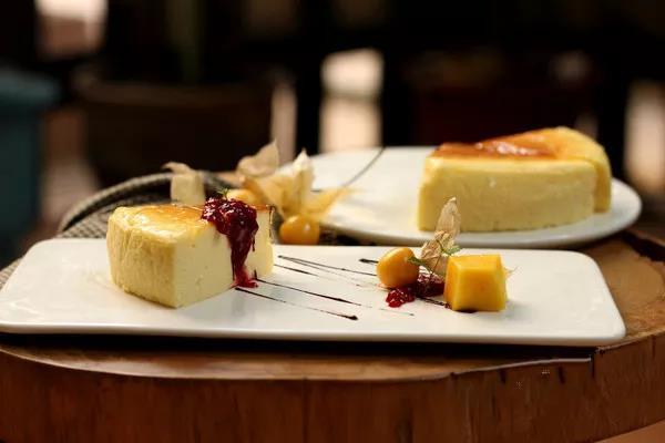 风靡两个世纪的纽约重芝士蛋糕,手残党也能轻松搞定~的做法图解