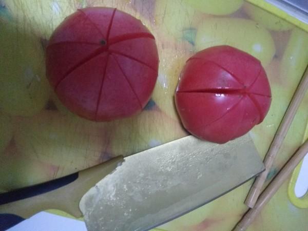番茄鸡蛋的做法图解