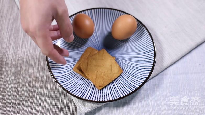 马兰头鸡蛋卷的做法大全