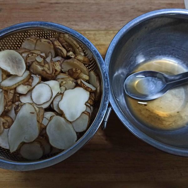 酱腌洋姜的家常做法