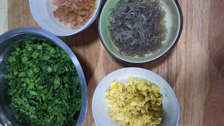 炸菜饺的做法图解