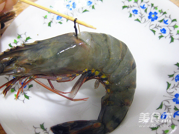 梅豆鲜虾疙瘩汤的简单做法
