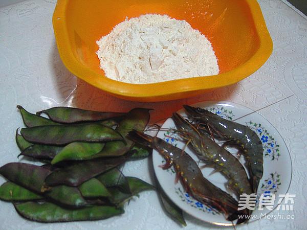 梅豆鲜虾疙瘩汤的做法大全