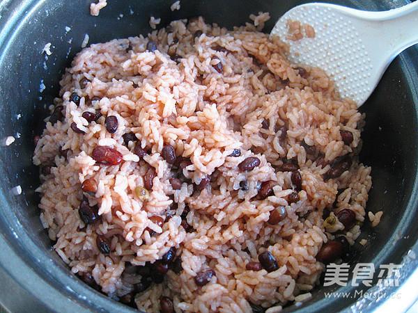 杂豆米饭怎么煮