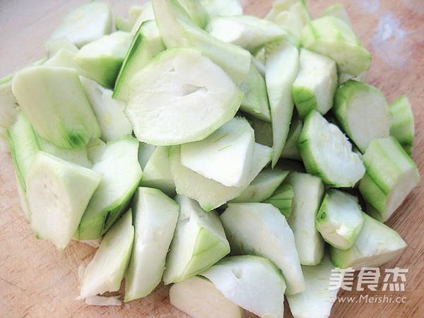 炒丝瓜的家常做法