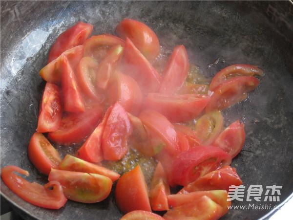 番茄蛋花汤怎么吃