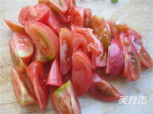 番茄蛋花汤的家常做法