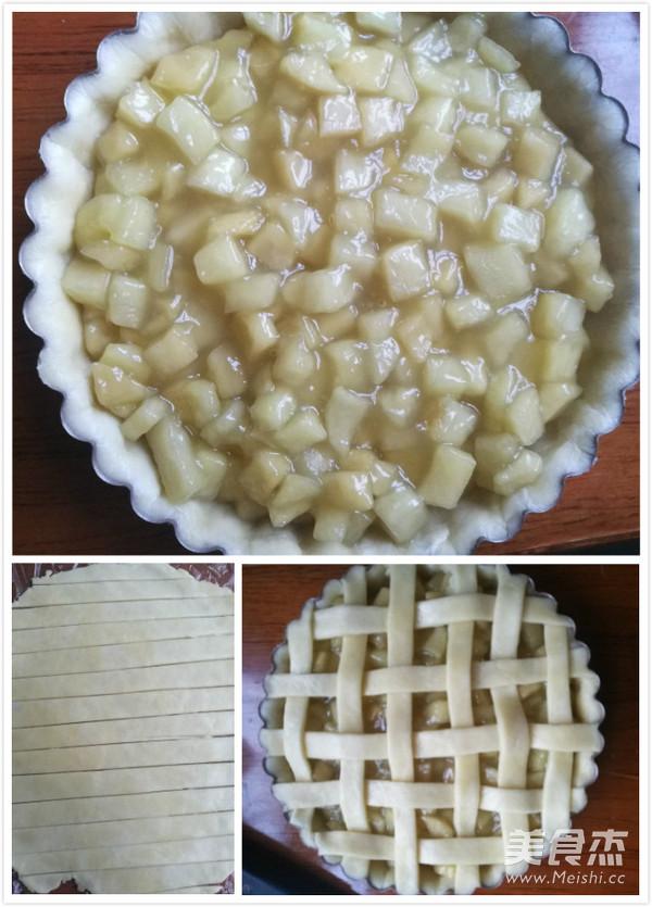 苹果派怎么做