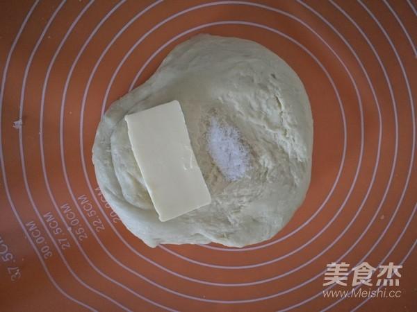 花朵面包的简单做法