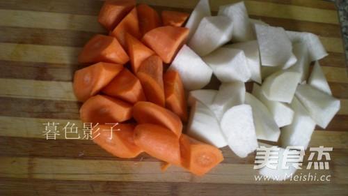 羊排煲汤的家常做法