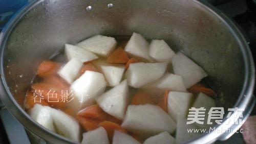羊排煲汤怎么做